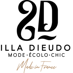 logo sheilla dieudonne mode ecolo chic solidaire made in France